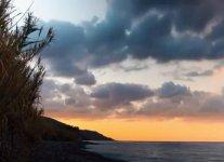 Spiaggia Skala Sikamias di Lesbo.jpg