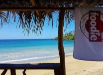 Spiaggia Stonehaven Bay di Tobago.jpg