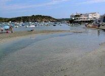Spiaggia Es Grau di Minorca