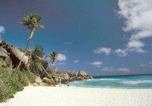 Spiaggia Grand Anse di Mahè