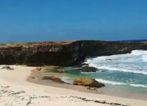 Spiaggia Boca Prins di Aruba.jpg