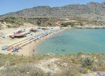 Spiaggia Agathi di Rodi