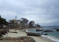 Spiagge di Stone Town di Zanzibar