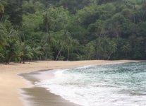 Englishman's Bay di Tobago