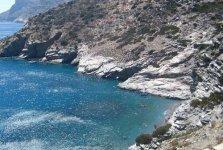 Spiaggia Mourou di Amorgos