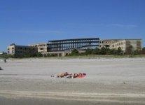 Spiaggia dell'Ex Colonia Varese di Cervia