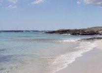 Playa de llevant di Formentera