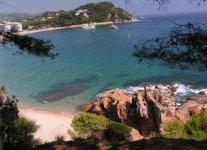 Playa Fenals di Lloret de Mar