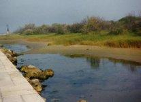 Spiaggia Ca' Roman di Venezia