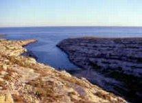 Cala Galera di Lampedusa
