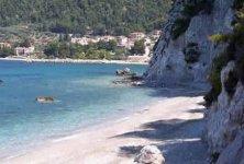 Spiaggia Hovolo di Skopelos