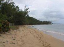 Bath Beach di Barbados