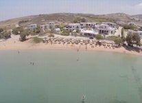 Spiaggia Anargiri di Paros