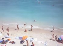 Spiaggia San Michele Sassi Neri
