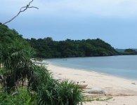 Ilig-Iligan Beach di Boracay