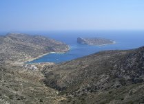 Spiaggia Kalotaritissa di Donoussa