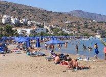 Spiaggia Elounda di Creta