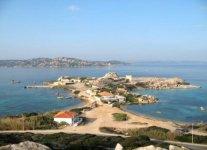Spiaggia Punta Tegge di La Maddalena