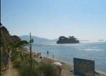 Spiaggia di Agios Sostis Zante