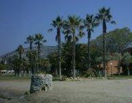Long beach di Kusadasi