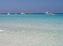 Cala d'en Borras di Formentera