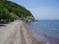 Spiaggia Kagia di Lesbo