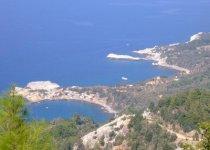 Spiaggia Agios Isidoros di Samos