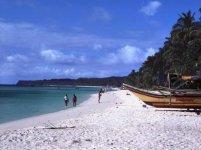 White Beach di Boracay