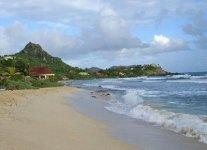 Anse des Cayes di San Barth