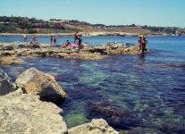 Spiaggia Capo Santa Croce di Augusta