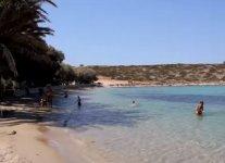 Spiaggia Agia Irini di Paros