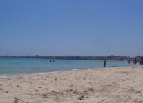 Spiaggia Fontane Bianche di Siracusa