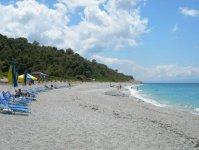 Spiaggia Milia di Skopelos