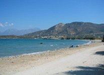 Spiaggia Istro di Creta