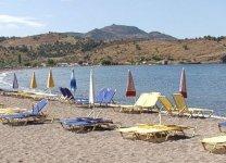 Spiaggia Anaxos di Lesbo