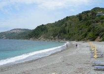 Spiaggia Armenopetra di Skopelos