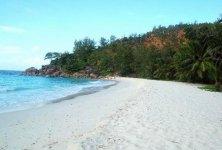 Spiaggia Anse Georgette di Praslin