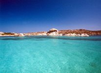 Spiaggia Testa del Polpo di La Maddalena