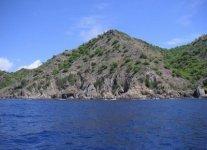 Isola Desecheo di Porto Rico