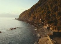 Spiaggia nudista di Chiavari.jpg