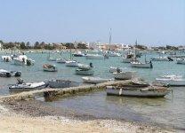 Estany d'es peix di Formentera