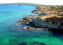 Cala en Baster di Formentera