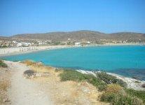 Spiaggia Manganari di Ios
