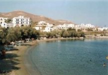 Spiaggia Megas Gialos di Syros