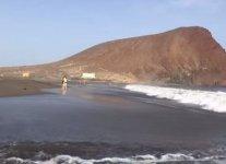 Spiaggia de la Tejita di Tenerife