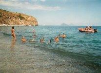 Spiaggia Papesca delle Lipari