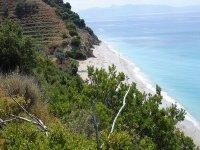 Spiaggia Lukove di Saranda