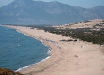 Spiaggia di Patara Fethiye
