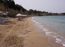 Pefki beach di Rodi