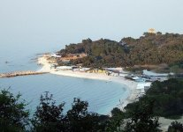 Spiaggia Portonovo di Ancona